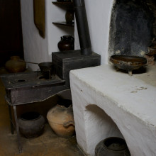 Old Kitchen in Kumrovec
