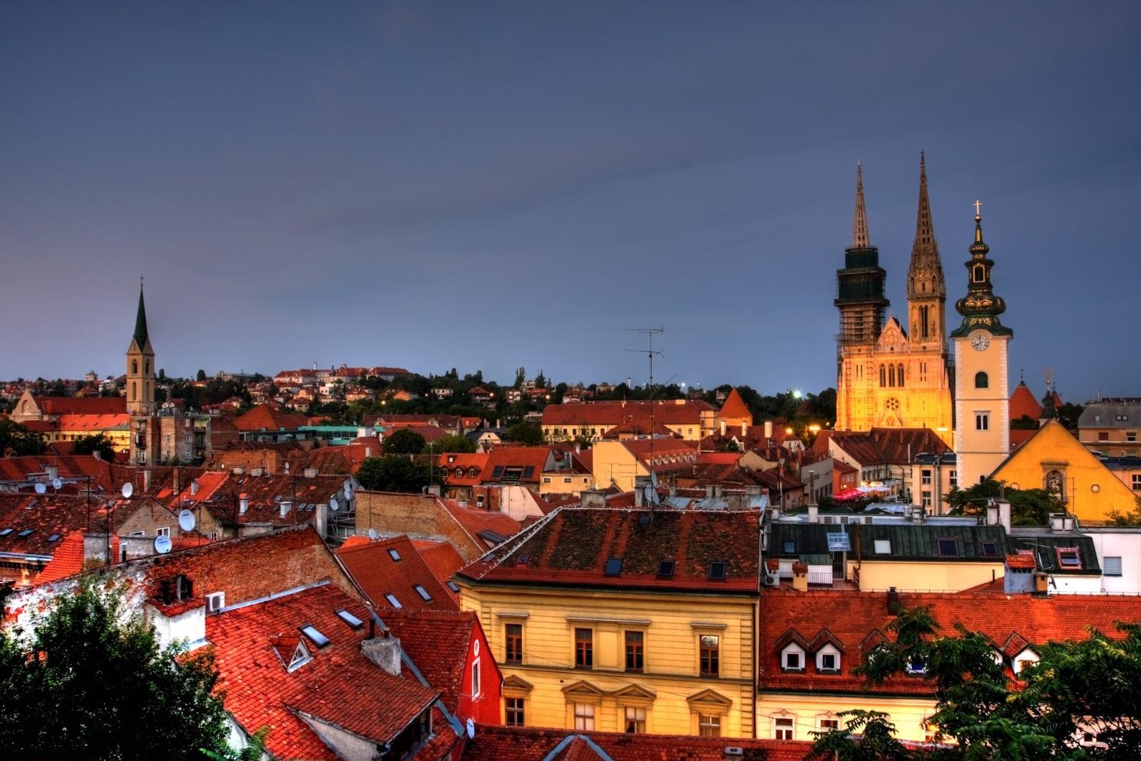 Croatia Tours From Zagreb