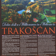 Welcome to Trakoscan castle