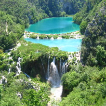 Lower Plitvice Lakes